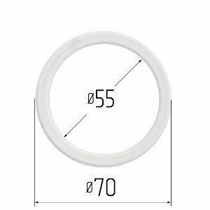 Протекторное кольцо для светильника диаметр 55мм